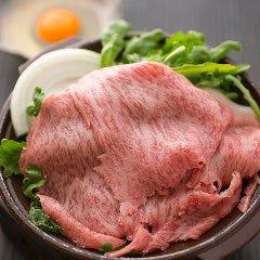 神戸牛すき焼き小鍋