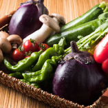 自然栽培の有機野菜【山梨県】