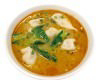 タンタンスープ水餃子