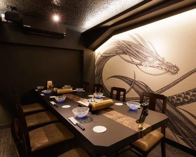 金武アグーと山城牛のしゃぶしゃぶ 琉球 別邸 店内の画像