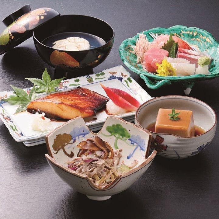 ◆季節の食材を確かな腕で