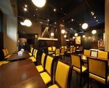 ◆ゆとりの60名以上の店内貸切◆大宴会はオードブル…!!
