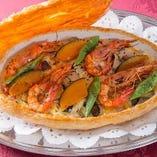 赤海老と旬野菜のグラタン アンクルート仕立て