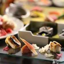 【お料理のみ】四季折々の食材を用いた季節の和食を大切な日のお食事にどうぞ『会席コース』