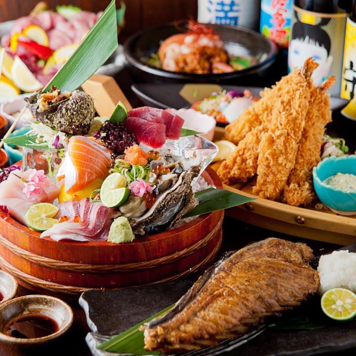 全国各地から美味い魚を厳選!旬を味わうなら【すなおや】へ♪