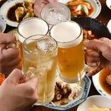 飲み会、宴会、デート、一人飲み、昼飲み…さまざまなシーンでご利用くださいませ★