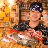 「西中界隈で美味しい魚の店知らない?」と聞かれたら、迷わず【すなおや】へ!