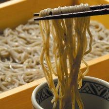 【毎日自店で製麺】高田屋本格蕎麦♪