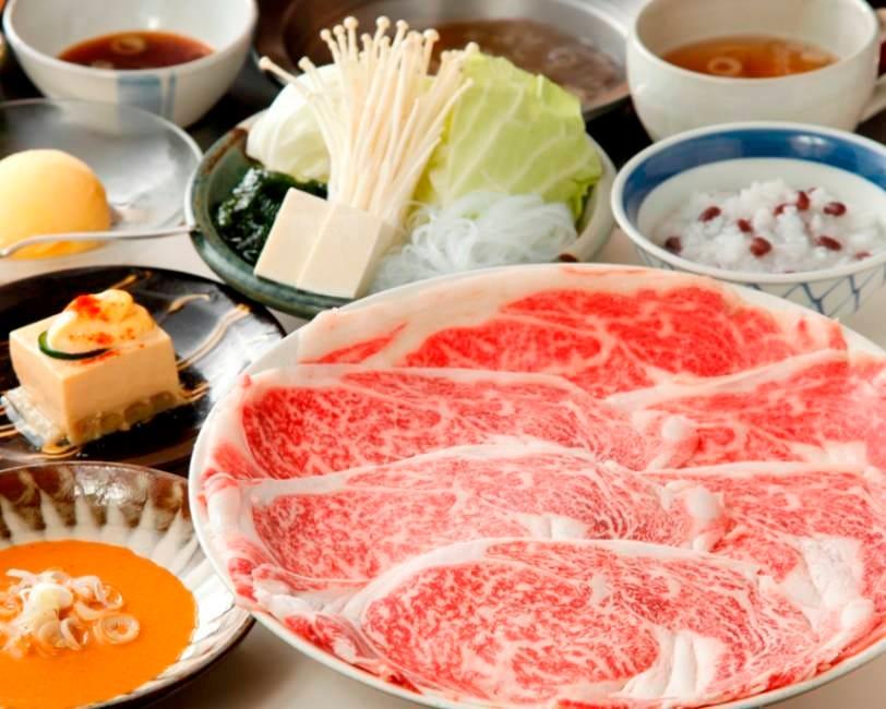 ◆しゃぶせん自慢のお肉