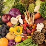 新鮮野菜|豊島市場から仕入れる旬の野菜【東京都】