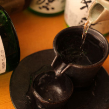 日本酒も豊富に取り扱っています!