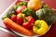 フレッシュな野菜や果物、 サラダもお勧めです。
