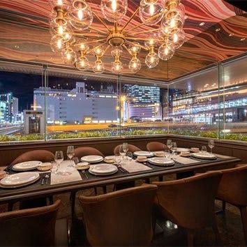 レストラン セレニティ ホテルメトロポリタン仙台 店内の画像