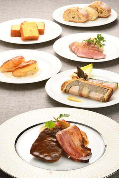 レストラン セレニティ ホテルメトロポリタン仙台 メニューの画像
