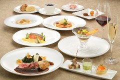 レストラン セレニティ ホテルメトロポリタン仙台