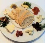 世界のチーズ5種とドライフルーツプレート【各国】