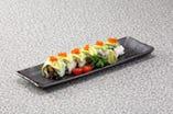★アボカドと鮪のロール寿司★