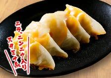 チーズ極み餃子(にんにくニラ入り)