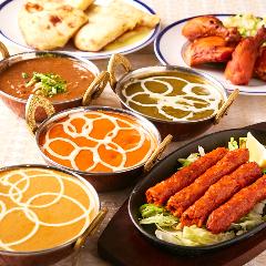 インドネパール レストラン&バー 紅葉
