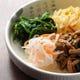 ナムルやキムチ、キンパや麺類など豊富な一品もありますm(__)m