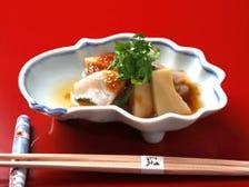 本格的な日本料理