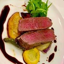 神奈川ブランド 足柄牛肉のステーキ 赤身