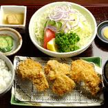 やまと豚コンビカツ膳(ロース100g/ヒレ40g)