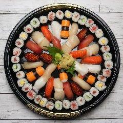 出前鮨 銀シャリ金魚