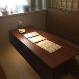 jp恵比寿の隠し半個室。大切な人とゆっくり過ごすには最適!