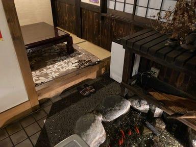 居酒屋 男爵  店内の画像