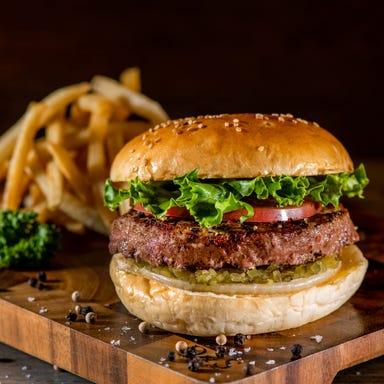 Nikanbashi Burger Bar  メニューの画像