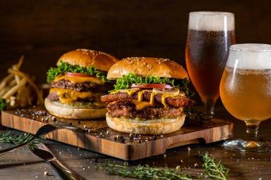Nikanbashi Burger Bar  こだわりの画像