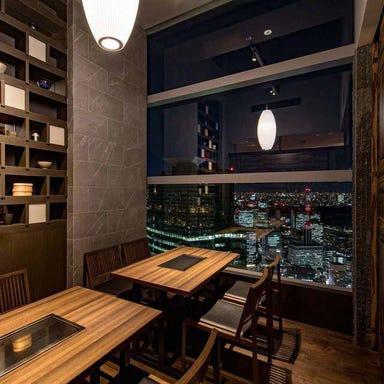 鉄板和食とワイン 萬鉄(バンテツ)  店内の画像