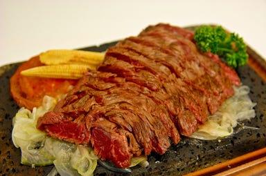 溶岩焼ステーキのお店 えん家 姫路飾磨店 メニューの画像