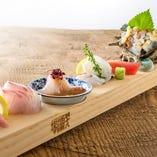 【今朝獲れ鮮魚】新鮮な魚でつくる人気メニュー