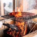 本格的な藁焼きをなんと国分寺で楽しめます!