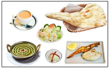インド・ネパールレストラン&バー SAGUN 山田店 メニューの画像