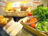 スウィーツ&軽食バイキング限定『サンドイッチ』