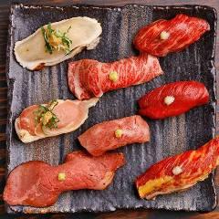 和牛寿司と奈良野菜 やまと