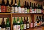 梅酒もたくさんございます。 飲み比べも出来ますよ(^O^)