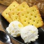 栗きんとんクリームチーズ