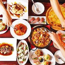 ◆グループで食べられるメニュー♪