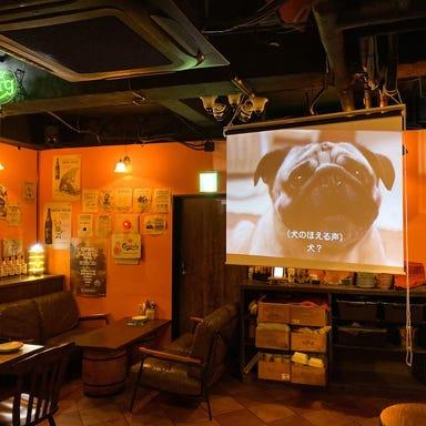 CASA FELIZ RIBSダイナー  店内の画像