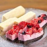 【コース】デザート