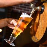 樽生ビール!