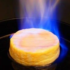 炎のカマンベールチーズ