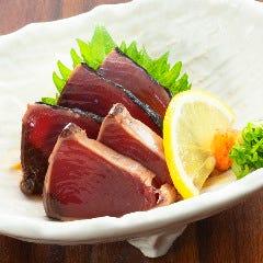 カツオ たたき・にぎり寿司★カツオのシーズンがやってきました