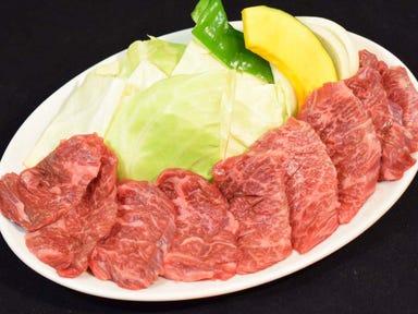 焼肉 肉のまるふく 岩出店 メニューの画像