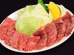 焼肉 肉のまるふく 岩出店