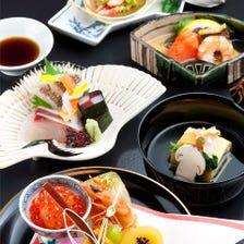 日本料理の伝統を守る懐石料理
